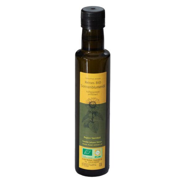 Bio_Sonnenblumenöl
